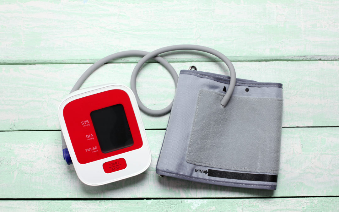 Borrow Blood Pressure Cuffs at Libraries