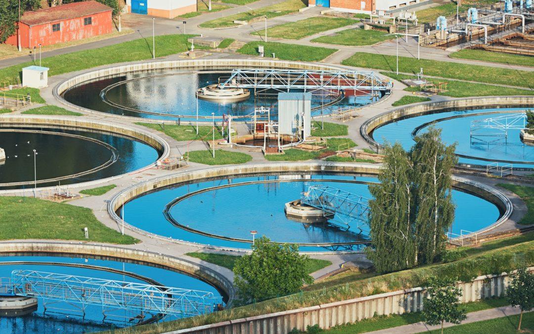 Wastewater Tracks COVID