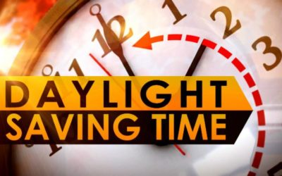 """""""Fall-Back:"""" Tips for the End of Daylight Saving Time"""